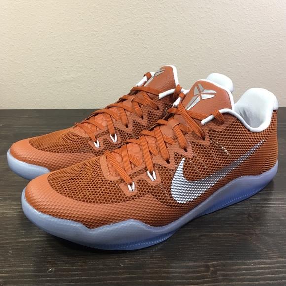 Nike Kobe XI 11 TB Promo Texas Longhorns 0a0024ed5